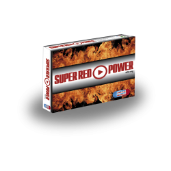 SUPER RED POWER - 10un
